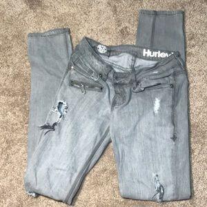 Hurley Super skinny Jeans